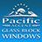 Pacific Glass Block Windows Logo